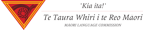 maori-language-commission